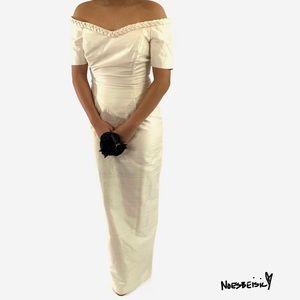 Watters Silk Wedding Dress